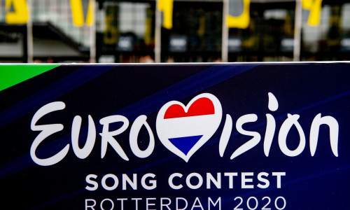Eurovision Song Contest Preparations, Rotterdam Ahoy, Netherlands - 07 Dec 2019