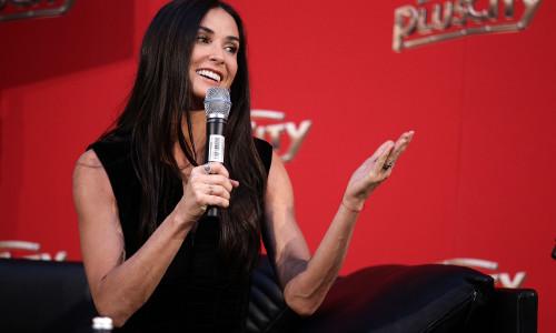 PlusCity Charity Gala With Demi Moore And Ashton Kutcher