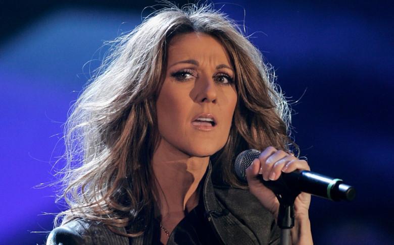Celine Dion, 2007. Getty Images