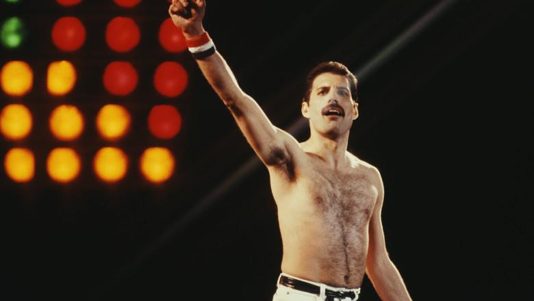 Freddie Mercury. Foto: Getty Images