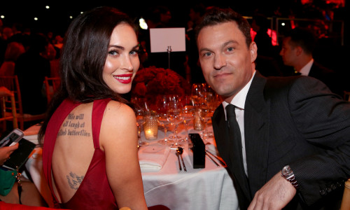 Megan Fox și Brian Austin Green. Foto: Getty Images