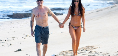 *PREMIUM-EXCLUSIVE* Megan Fox and Brian Austin Green are Lovers in Paradise!