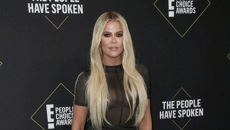 Khloé Kardashian. Foto: Getty Images