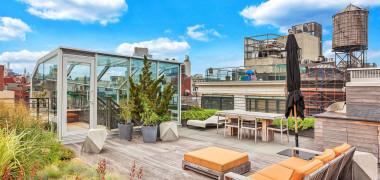 Cum arată cel mai nou penthouse, de aproape 8 milioane de dolari, al...
