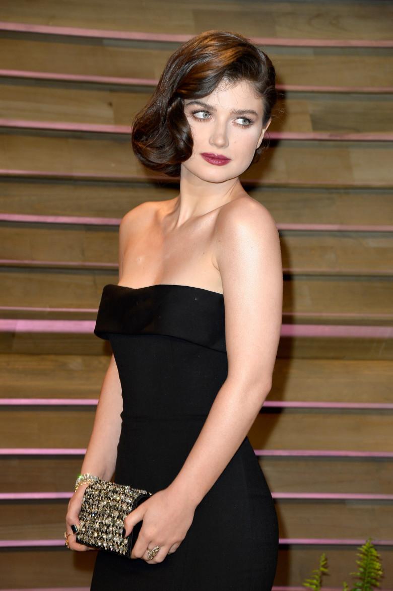 Eve Hewson, la Vanity Fair Oscar Party. Foto:  Pascal Le Segretain/Getty Images