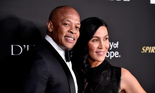 Dr. Dre și Nicole Young