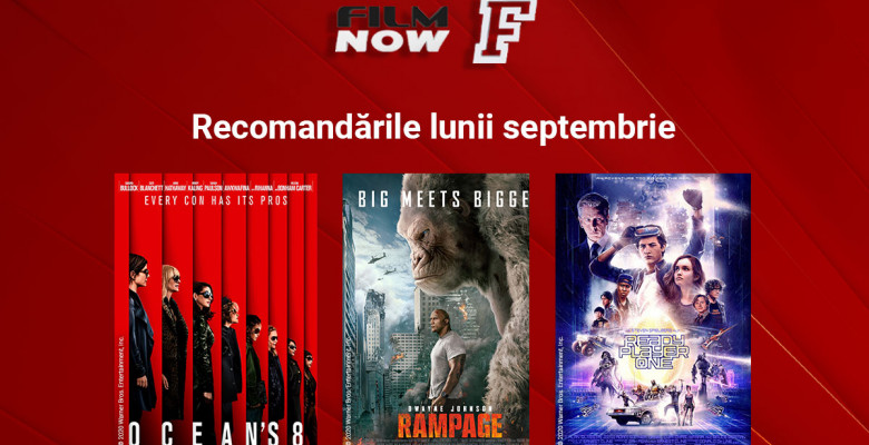 FILM NOW continua seria superproductiilor