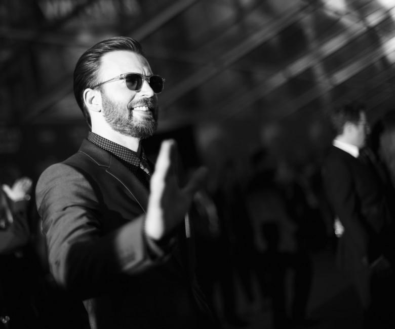 Chris Evans. Foto: Getty Images