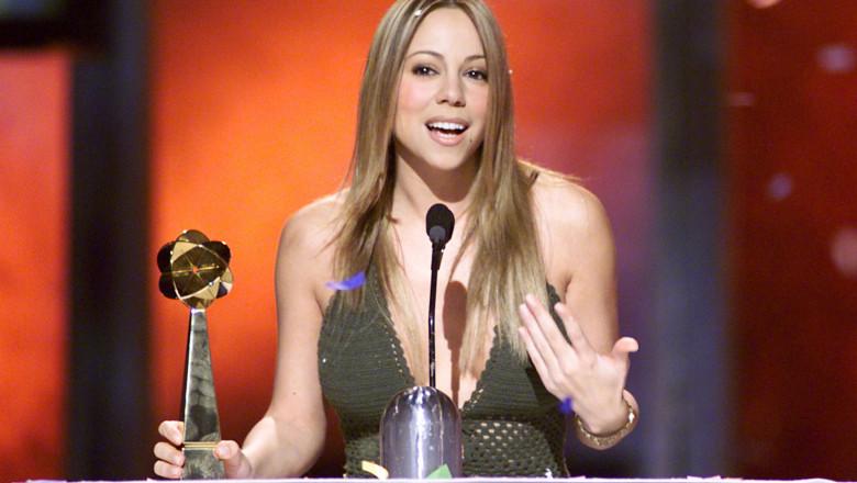 Mariah Carey. Foto:  Getty Images