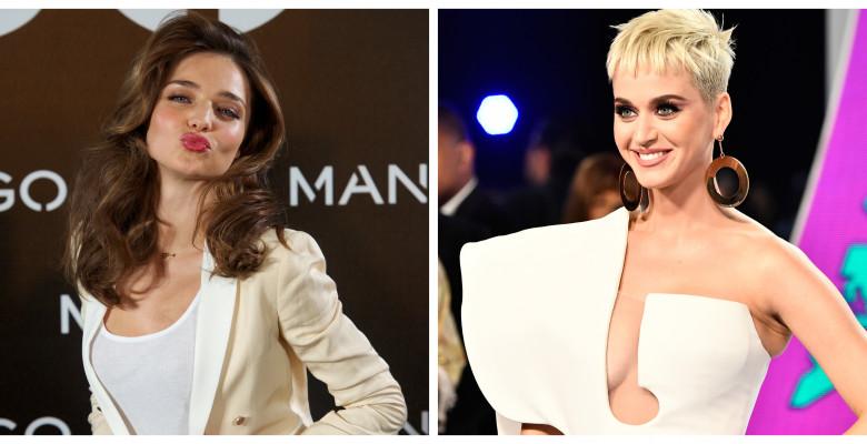 Miranda Kerr, Katy Perry