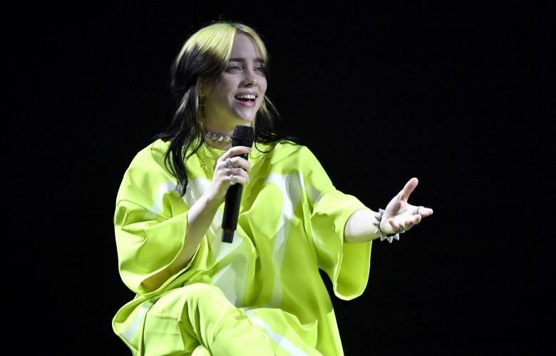 Billie Eilish. Foto: Getty Images