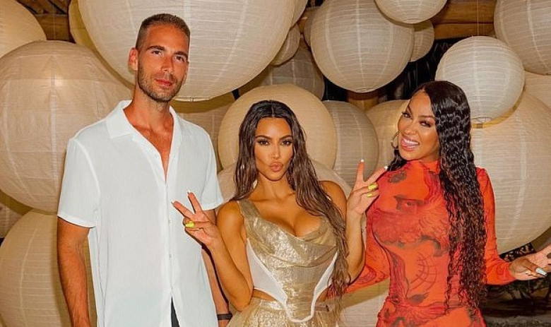kim kardashian scandal
