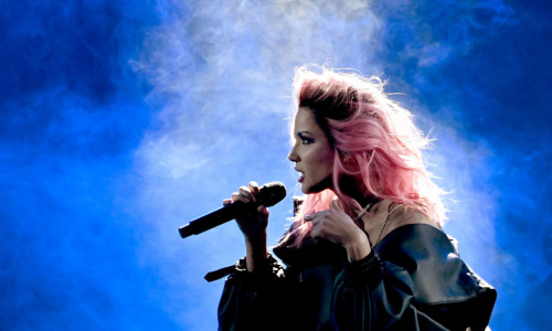 Halsey. Foto: Kevin Winter/Getty Images