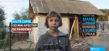 Apel pentru sprijinirea copiilor cei mai afectați de pandemie