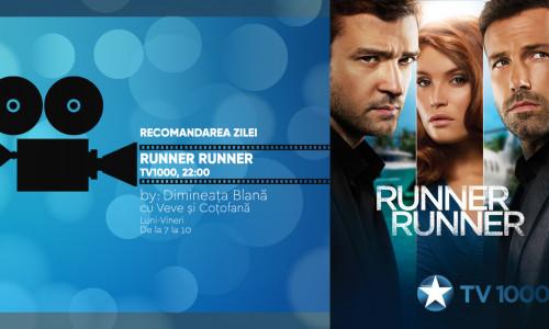VIZUAL TV 1000 Runner Runner