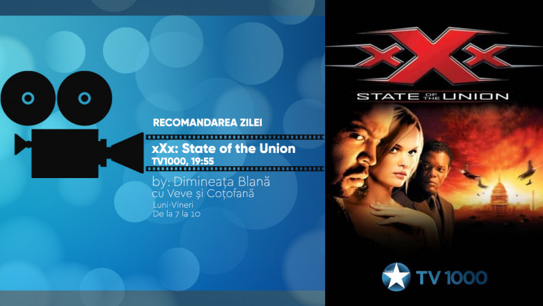 VIZUAL TV xXx State of the Union
