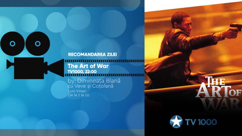 VIZUAL TV 1000 The Art of War