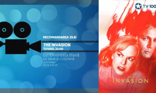 VIZUAL TV 1000 v3 THE INVASION