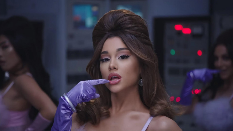 Ariana Grande releases her music video '34+35'