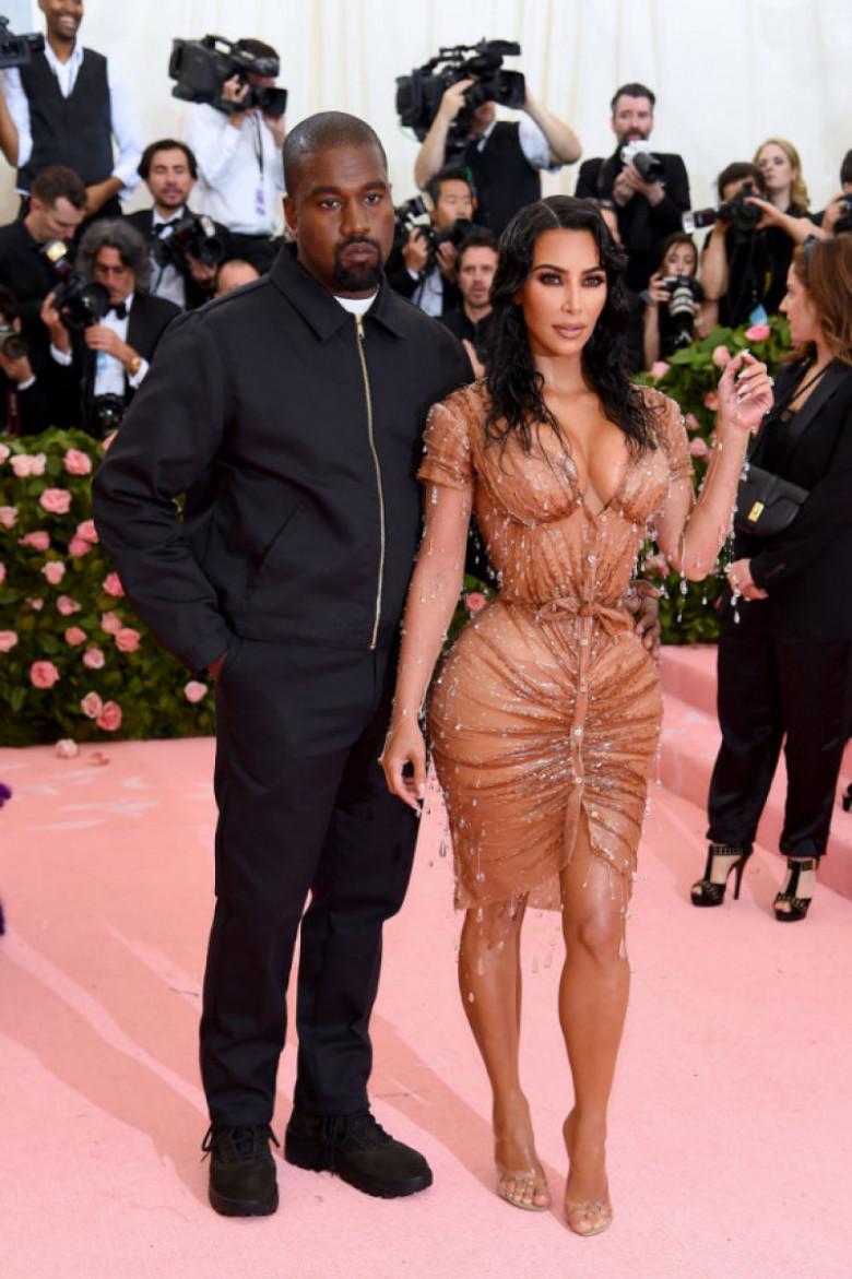 Kanye si Kim