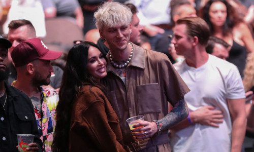 Machine Gun Kelly și Megan Fox