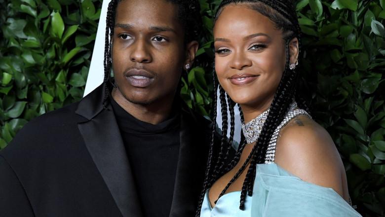 Rihanna si ASAP Rocky