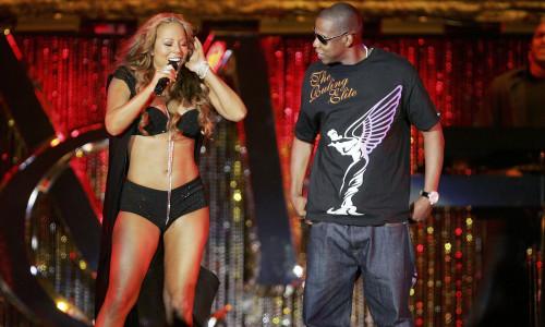 Mariah Carey In Concert At Madison Square Garden