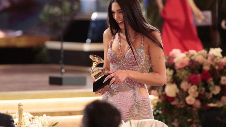 63rd Grammy Awards at Staples Center, La Convention Center, Los Angeles, California, United States - 10 Mar 2021