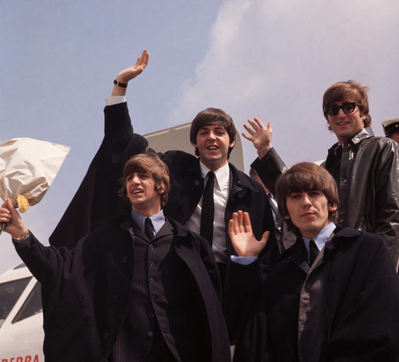 The Waving Beatles