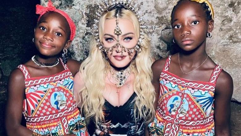 Madonna fete gemene