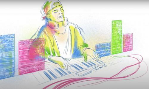 Regretatul DJ Avicii, omagiat de Google în ziua în care ar fi împlinit 32 de ani