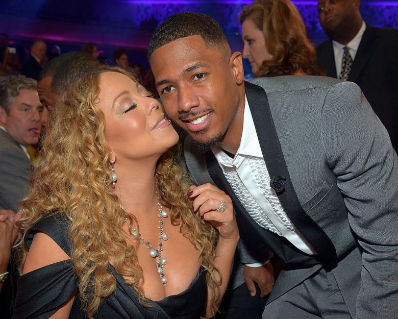 Mariah Carey și Nick Cannon