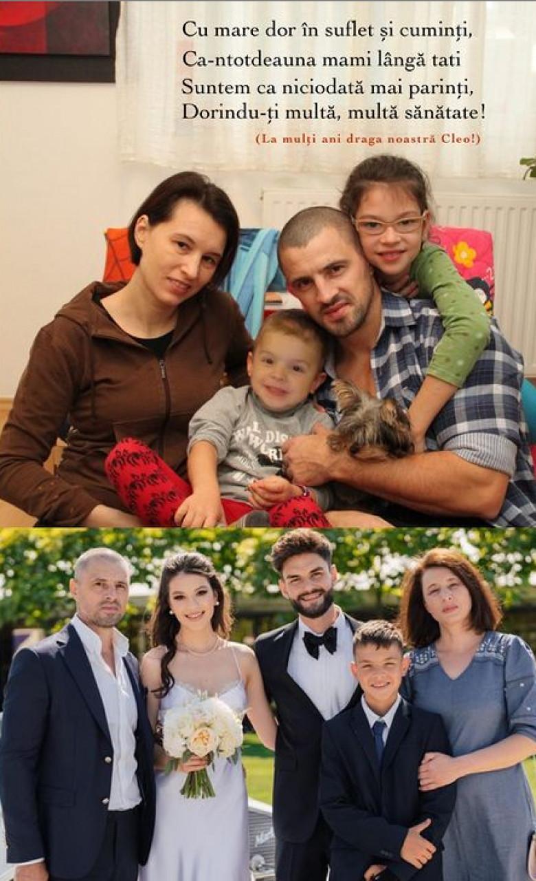 familia cleopatrei stratan