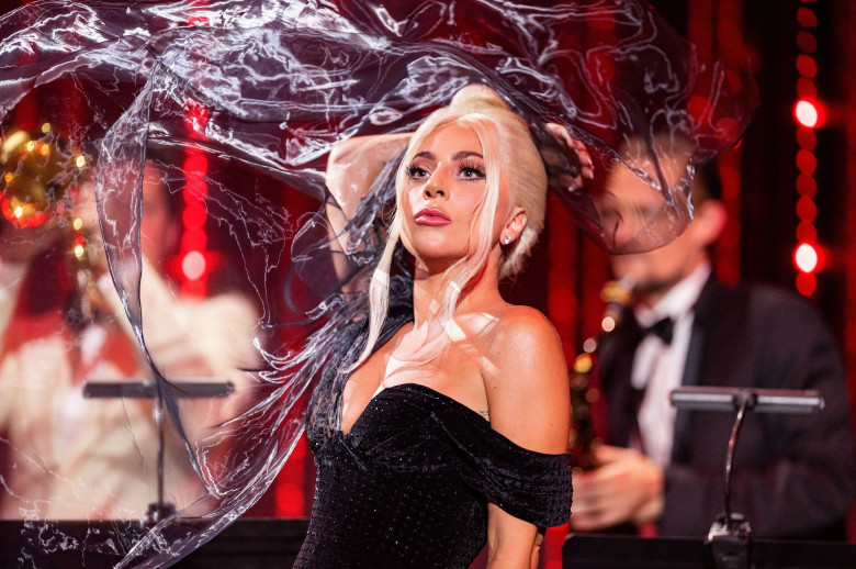 Lady Gaga Celebrates Love For Sale Album with Globally Streamed Performance Brought to Fans Exclusively by Westfield, Los Angeles, California, USA - 30 Sep 2021
