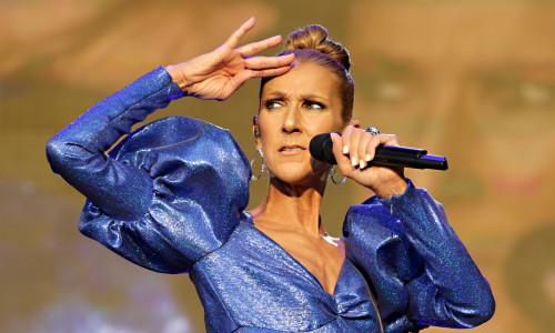 Celine Dion in concert at Barclaycard presents British Summer Time Hyde Park in London, UK - 05 Jul 2019