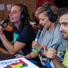 PRO FM duce distracția în liceele din București: Prima catedră, la Colegiul Ion Creangă