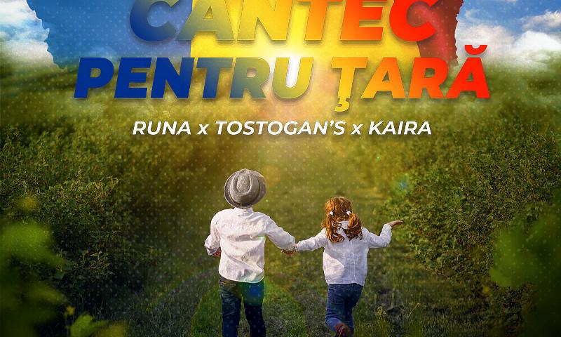 Runa x Tostogan's x Kaira - Cantec pentru tara