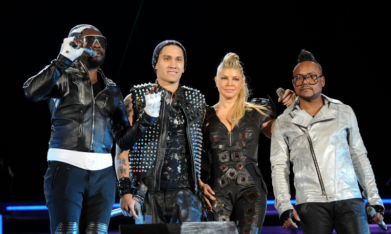 "CHASE Presents The Black Eyed Peas and Friends ""Concert 4 NYC"" Benefiting the Robin Hood Foundation - Show"
