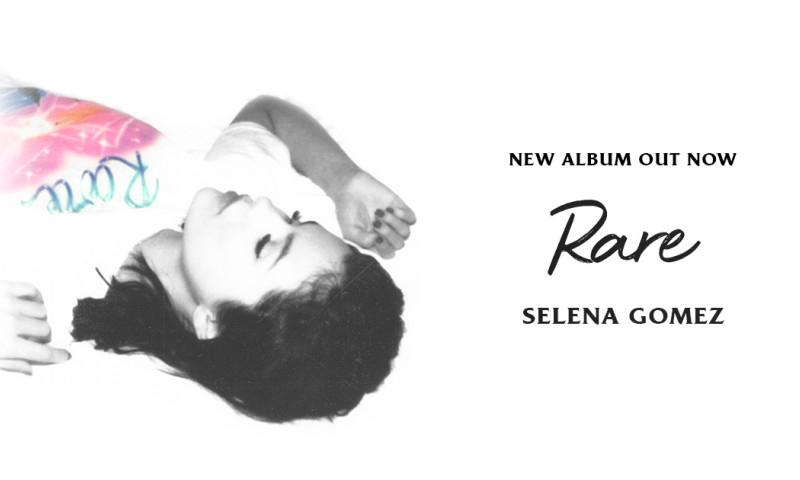 """Selena Gomez lanseaza albumul """"Rare"""""""