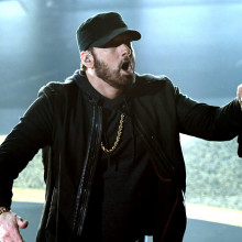 OSCARS 2020   Eminem a oferit un moment de neuitat la gala Oscar!