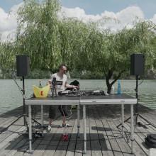 Cyclic a lansat Trip in Romania, o serie de DJ sets transmise din cele mai frumoase locuri ale țării.
