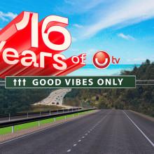 16 years of UTV!