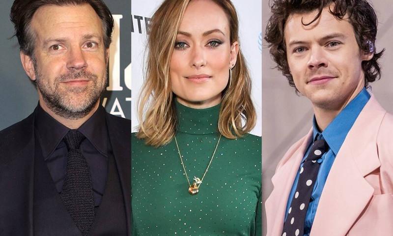 Olivia Wilde e cu Harry Styles, dar inca locuieste cu Jason Sudeikis si cei doi copii?