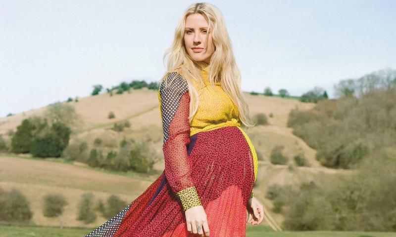 Ellie Goulding a devenit mama!