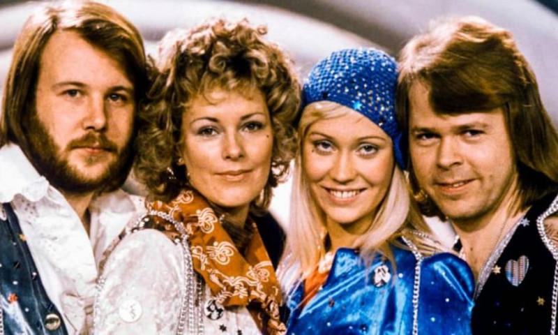 ABBA s-a reunit după 40 de ani! Trupa pregateste muzica noua!