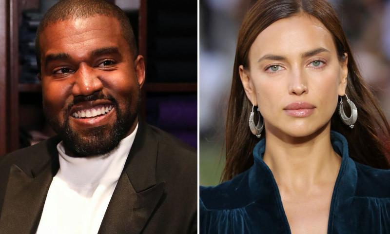 Kanye West are o relatie cu modelul Irina Shayk?