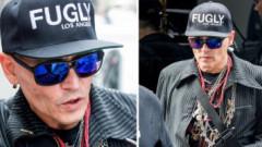 Johnny Depp a ajuns de nerecunoscut! Şi-a anulat toate conferinţele de presă