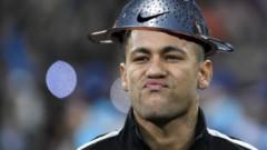 Cele mai tari meme-uri despre frizura lui Neymar de la Cupa Mondială din Rus