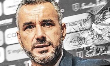 """Antrenorul Vitoriei Guimaraes reactioneaza dupa ce Becali a spus """"ca-si va taia capul"""" daca portughezii inscriu cu FCSB"""