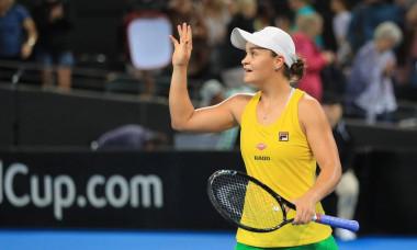 Australia e cu un pas in finala Fed Cup